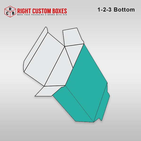 Custom 1-2-3 Bottom Boxes