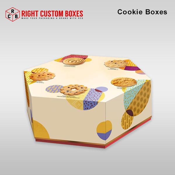 Custom Cookie Boxes