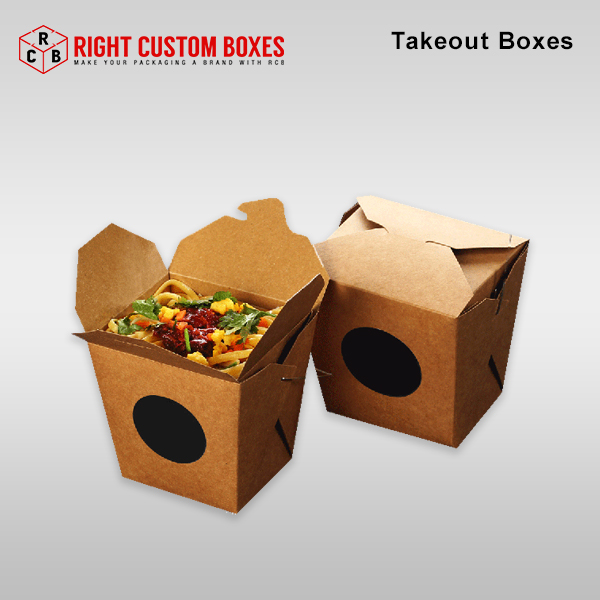 Custom Takeout Boxes