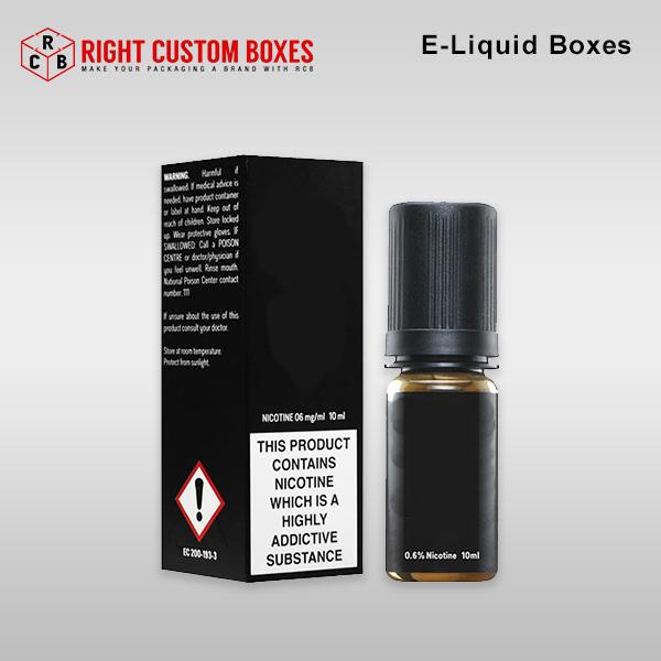 custom Eliquid boxes