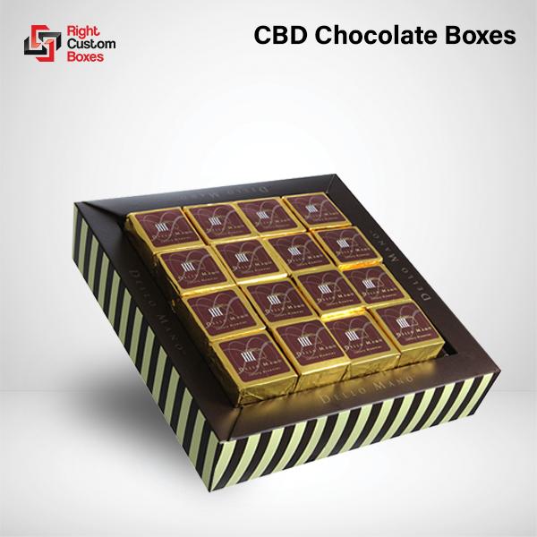 Custom CBD Chocolate Boxes