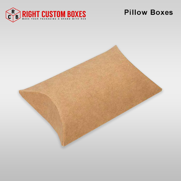 Custom Pillow Box