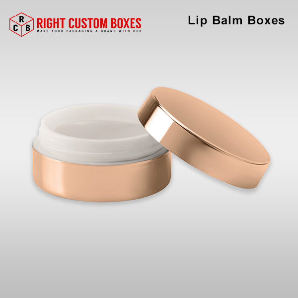 Custom Lip Balm Boxes